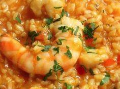 Pasta Recetas Camarones 26 Ideas For 2019 Seafood Casserole Recipes, Seafood Recipes, Cooking Recipes, Healthy Recipes, Curry Recipes, Fish Recipes, Mexican Food Recipes, Ethnic Recipes, Rissoto