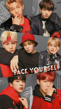 BTS FACE YOURSELF ♥️