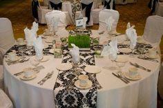 Matrimoni a tema: nozze in bianco e nero!