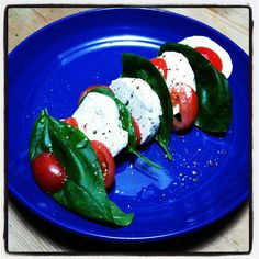 Vegan Caprese Salad from Artisan Vegan Cheese | Recipe Renovator giveaway