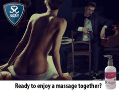 Weekend: time to enjoy each other. Start with a massage!
