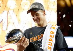 Peyton Manning didn't play a great individual game in Super Bowl When John Elway won his first ring, it was nearly the exact same thing. Super Bowl 2016, Denver Broncos Peyton Manning, Super Bowl Winners, John Elway, Coaching, Football Stuff, Retirement, Sports, Sport