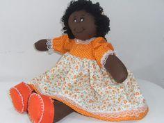 Boneca Betty Negra