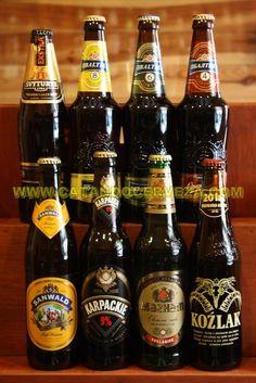 Pack #Cervezas recomendadas por catandocerveza.com, adentrate en el apasionante mundo de la cata de cervezas. Una cuidada selección de nuestras mejores cervezas. #cerveza