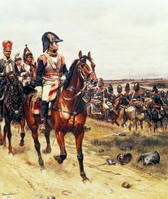 General of the First Empire - Jean-Baptiste Edouard Detaille