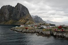 https://flic.kr/p/HRNGPB | Hamnøy, Reine. | Hamnøy, Reine.  Lofoten islands.  Six months in Norway.