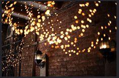 romantic twinkle lights - Google Search