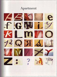 Alphabet by Debbie Millman