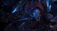 Night Hunter Rengar Skin League of Legends 1920x1080