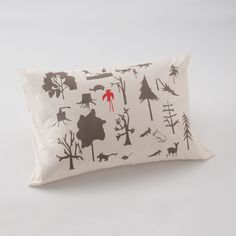 Makelike Forest Pillow sham / Schoolhouse Electric & Supply Co.
