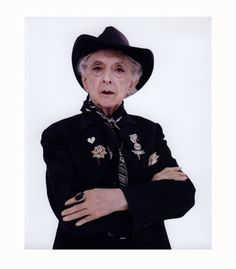 Quentin Crisp - one of my most favourite people in the world #style #icon