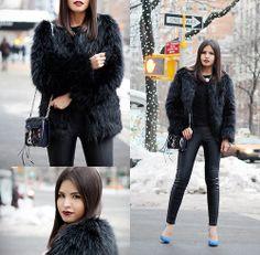 #fashion #women #ladies #clothing #inspiration #trend #style #fur