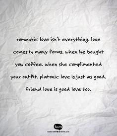 Love what is definition platonic Platonic love