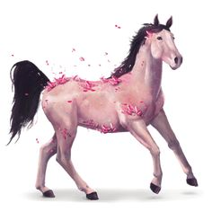 Kvarc, a Drágakő ló - Howrse
