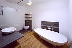 michaela wippermann mit raumwerk architekten| Loftumbau Badezimmer