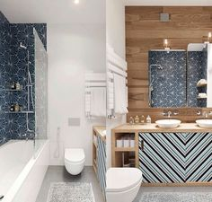 Small bathrooms' ideas