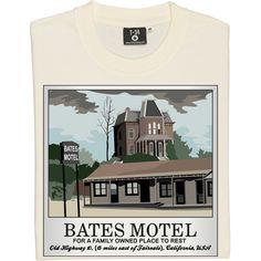 Bates motel shirt!!! I have to get this shirt!!! <3