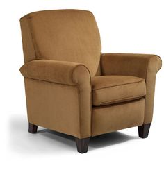 Flexsteel Furniture: Recliners: DanaRecliner (5990-503) shorter legs so fits me better (brother and sister in-law enjoy theirs)