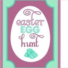 18 easter egg hunt and activities for easter sunday - Tip Junkie