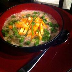 Slow Cooker, Easy Baked Potato Soup Allrecipes.com