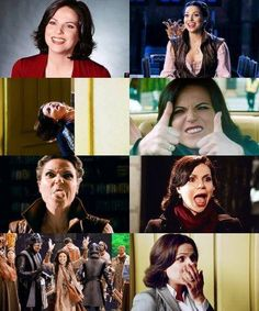 Once Upon a Time - Regina aka The Evil Queen played by Lana Parrilla. #OnceUponATime #OUAT #TV_Show