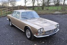 Learn more about Factory Color Change: 1966 Maserati Quattroporte on Bring a Trailer, the home of the best vintage and classic cars online. Quattroporte Maserati, Classic Italian, Classic Cars Online, Automobile, Vehicles, Color Change, Trains, Passion, Vintage