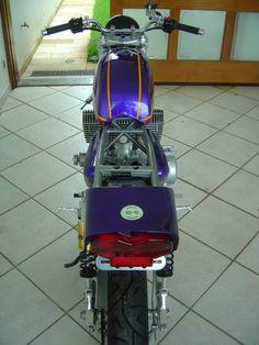 Work in Progress. The nicest Custom in the history of the planet. Kawasaki Motor, Planets, Biker, History, Board, Motorcycles, Historia, Biking, Motorcycle