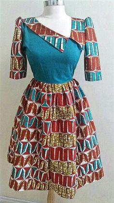 African Fashion – Designer Fashion Tips African Fashion Ankara, Ghanaian Fashion, African Inspired Fashion, Latest African Fashion Dresses, African Print Dresses, African Dresses For Women, African Print Fashion, Africa Fashion, African Attire
