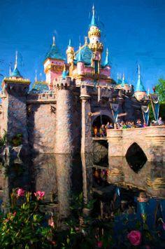Sleeping Beauty Castle (Disneyland)