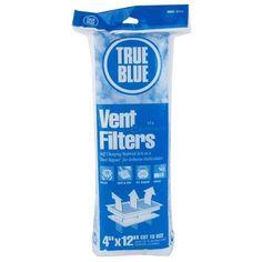 Vent Mate Register Air & Dust Filters 12 Pk