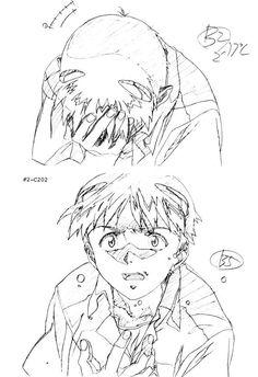 Art of Neon Genesis Evangelion (Part 2)