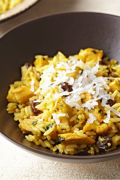Curried Chicken and Rice – If you think chicken curry is too complicated to create in your kitchen, think again. This delicious recipe only takes 30 minutes from start to finish.