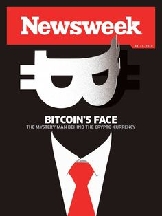 Revista Newsweek (EEUU) - 14 de marzo de 2014. The Face Behind Bitcoin.