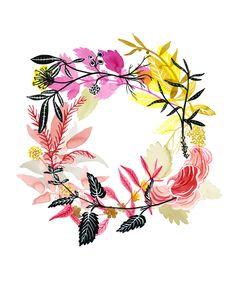 Energy/Healing Wreaths, Katie Vernon.