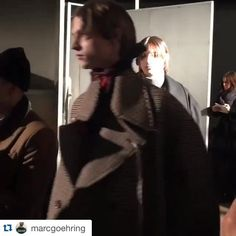 Raf Simons#menswear #pfw #paris #runway #PFW #fashionweek #fw201617 #parisfashionweek#RAFSIMONS | Delia Posadino Kiel Dp&K Blog