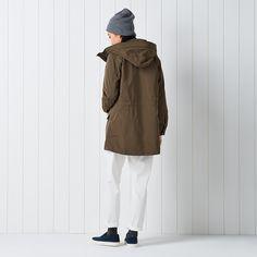 衣料品 2015 秋冬 コーディネートカタログ 婦人 無印良品ネットストア