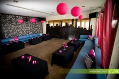 { Sex and the City Bridal Shower } Avenue Le Club in Long Branch