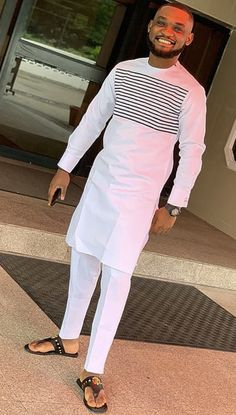 2020 Trendiest Senator Outfits for Men - Ani Exclusive Couples African Outfits, African Dresses Men, African Fashion Ankara, Latest African Fashion Dresses, African Print Fashion, African Prints, Modern African Fashion, African Wear Styles For Men, African Shirts For Men
