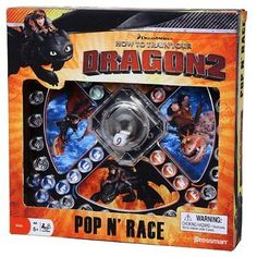How to Train Your Dragon 2 Pop N Race