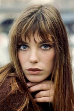 ALL WEEK: Jane Birkin. She always looks luxurious but effortless at the same time.