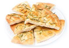 Focaccia przepis podstawowy Snack Recipes, Snacks, Spanakopita, Food And Drink, Pizza, Lunch, Bread, Ethnic Recipes, Impreza