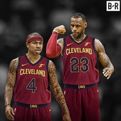 5fcbb9c3c1b How far will LeBron and IT take the Cavs  ECF  Finals  Championship