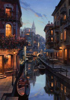 Canzone per Venezia (Song for Venice ) http://www.youtube.com/watch?v=jTBR0mLv4VU