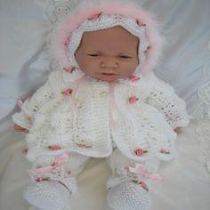 Free Baby Knitting Patterns, Free Knitting Patterns for Kids Baby Knitting Patterns Free Newborn, Baby Cardigan Knitting Pattern Free, Baby Booties Free Pattern, Knitted Doll Patterns, Knitted Dolls, Baby Patterns, Free Knitting, Kids Knitting, Sweater Patterns