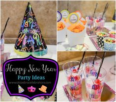 New Year's Party Ideas | Photo 1 of 56 | Catch My Party