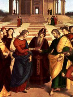 Raffaello e Perugino alla Pinacoteca di Brera