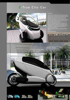 E-True 3W on Industrial Design Served