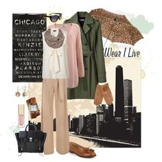 Chicago - Where I Live, created by constance1964 on Polyvore