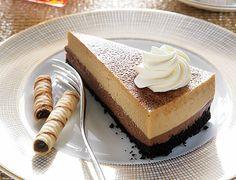 Cappucino cheesecake
