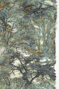 Forest Scape 1 detail 540x810 Lesley Richmond: The intersection between craft & art